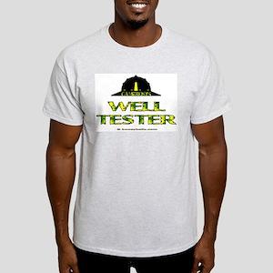 Cameroon Well Tester Light T-Shirt