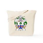 Becerill Family Crest Tote Bag
