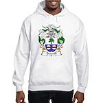 Becerill Family Crest Hooded Sweatshirt