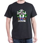 Becerill Family Crest Dark T-Shirt