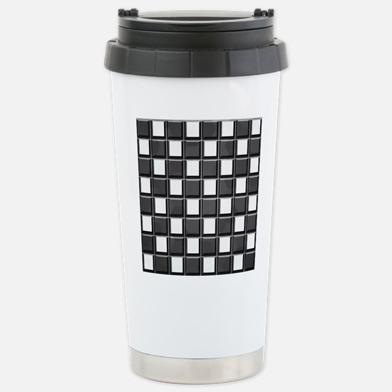 Chess Board Travel Mug