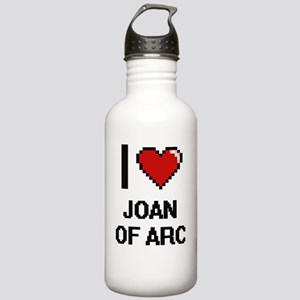 I love Joan Of Arc dig Stainless Water Bottle 1.0L