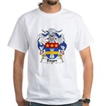 Bayer Family Crest White T-Shirt