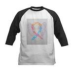 CDH Awareness Ribbon Angel Baseball Jersey