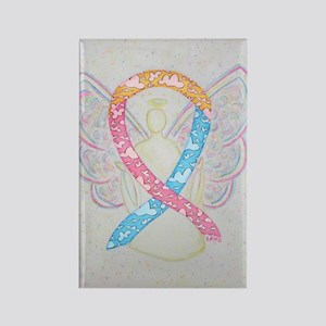 CDH Awareness Ribbon Angel Magnets