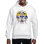 Batres Family Crest Hooded Sweatshirt