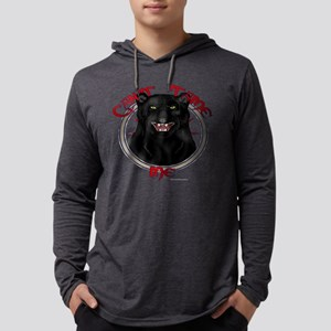 Can't Tame Leopard Long Sleeve T-Shirt
