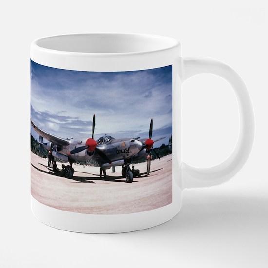 PTO - P-38 Mugs