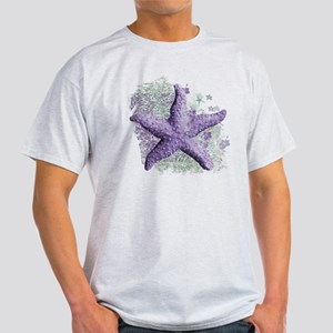 Timeless Purple Starfish Light T-Shirt