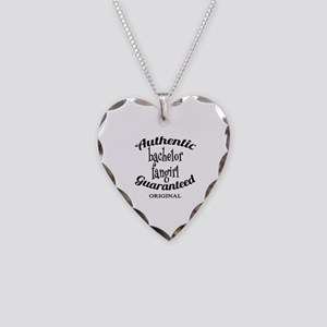 bachelor fangirl Necklace Heart Charm