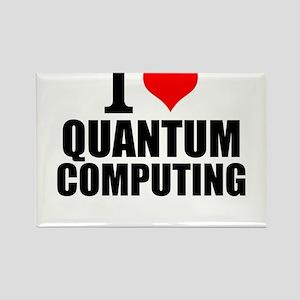 I Love Quantum Computing Magnets