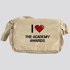 I love The Academy Awards digital d Messenger Bag