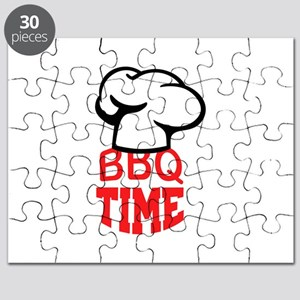 BBQ TIME Puzzle