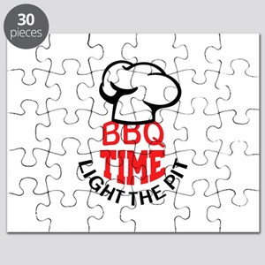 LIGHT THE BBQ PIT Puzzle