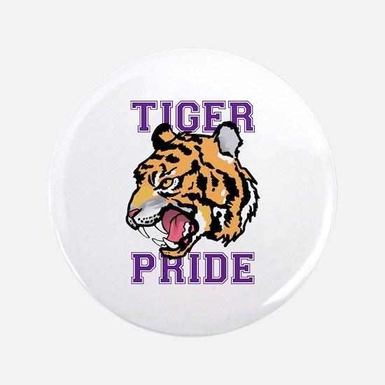 TIGER PRIDE Button