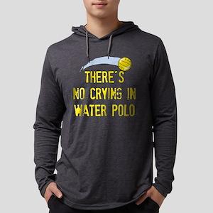 No Crying (WP) Long Sleeve T-Shirt