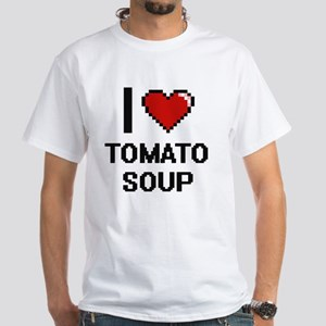 I love Tomato Soup digital design T-Shirt