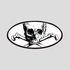 Skull and Bones Patch