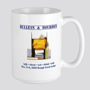 1ST BULLETS AND BOURBON EVENT Mugs