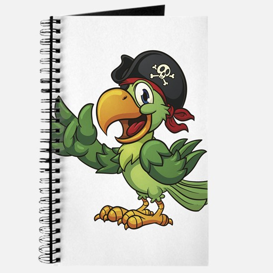 Pirate-Parrot Journal