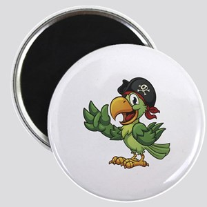 Pirate-Parrot Magnets