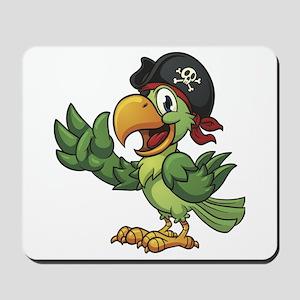 Pirate-Parrot Mousepad