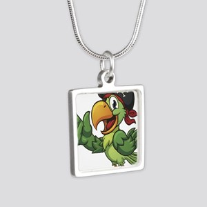 Pirate-Parrot Necklaces