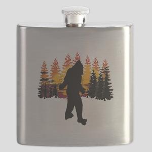 ALWAYS FORWARD Flask
