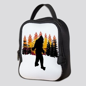ALWAYS FORWARD Neoprene Lunch Bag