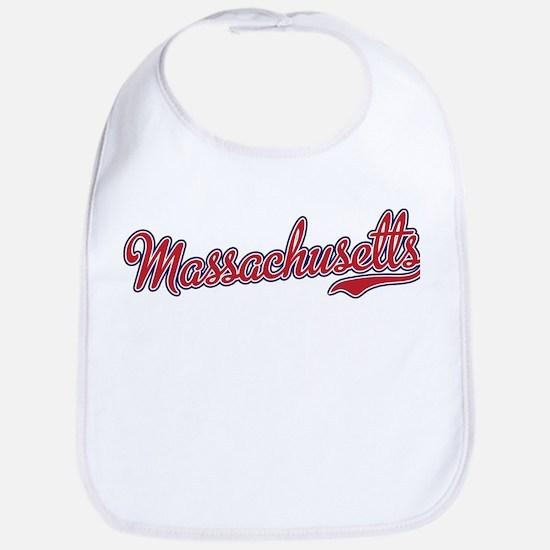 Massachusetts Script Font Bib