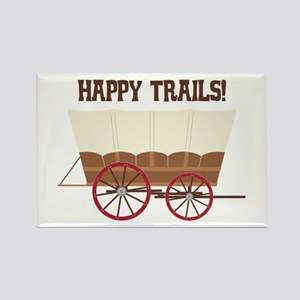 Happy Trails Magnets