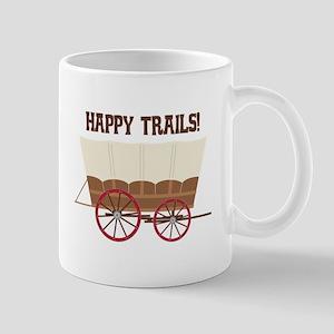 Happy Trails Mugs