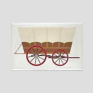 Prairie Wagon Magnets