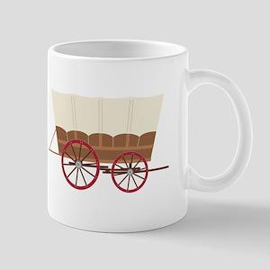 Prairie Wagon Mugs