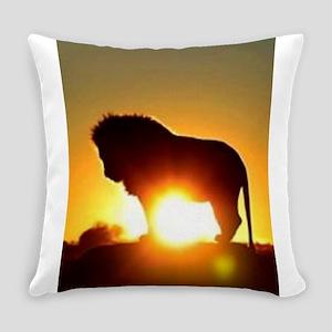 Lion of Judah Everyday Pillow