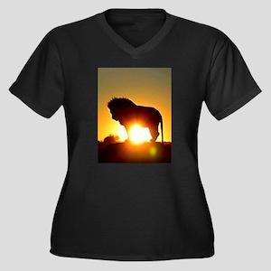 Lion of Judah Plus Size T-Shirt