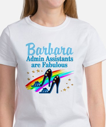 CUSTOM ADMIN ASST Women's T-Shirt