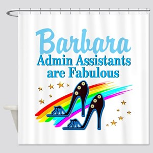CUSTOM ADMIN ASST Shower Curtain