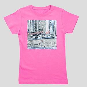 RadioCityTile T-Shirt