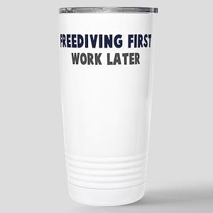 Freediving First Mugs