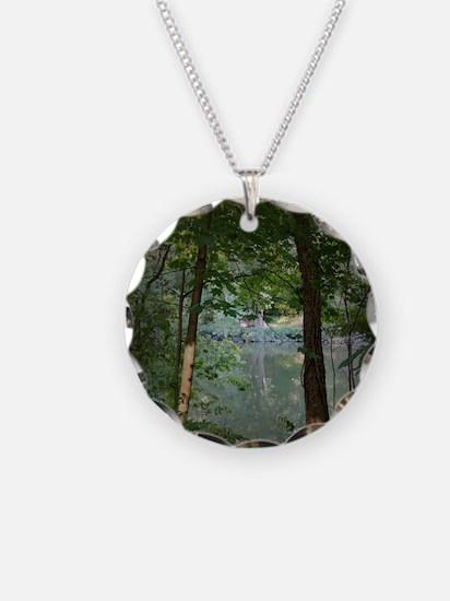 Unique Forest Necklace