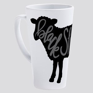 Black Sheep 17 oz Latte Mug