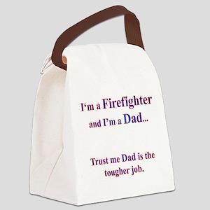 FFdad Canvas Lunch Bag