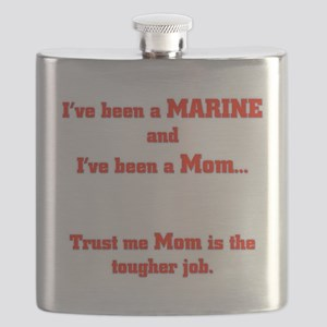 marinemom Flask