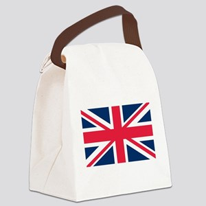 British Flag Canvas Lunch Bag