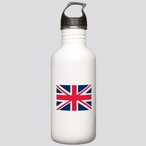 British Flag Stainless Water Bottle 1.0L