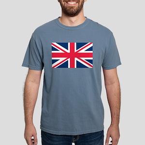 British Flag Mens Comfort Colors Shirt