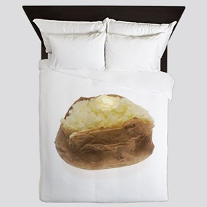 Baked Potato Queen Duvet