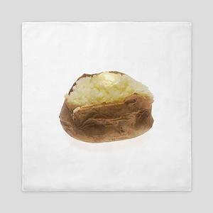 Baked Potato Queen Duvet