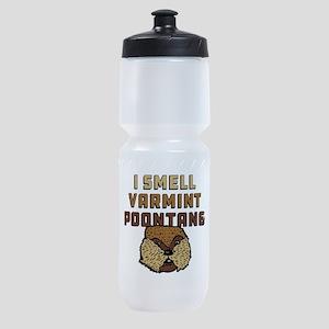 Caddyshack: I Smell Varmant Sports Bottle
